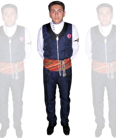 Erzurum Erkek Kostümü