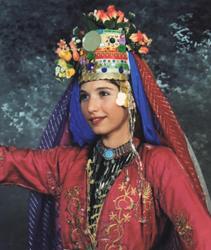 Muğla Kız Kostümü
