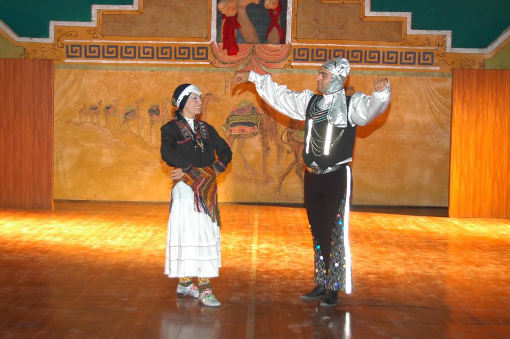 Stilize Dans Kostümü-8