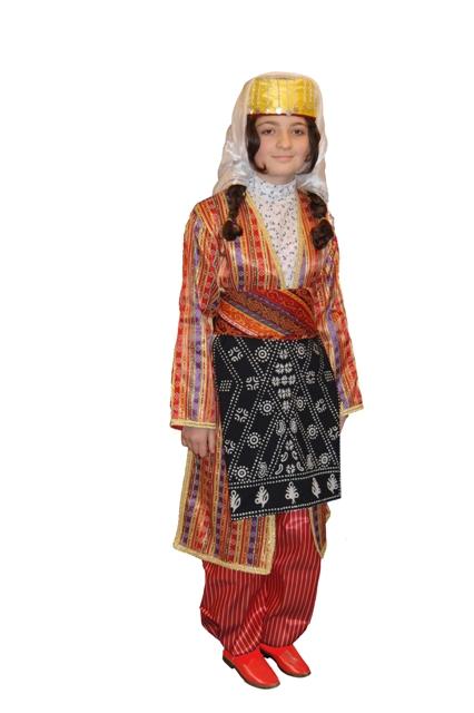 Adıyaman Kız Kostümü